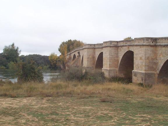 Castrojeriz to Frómista Medieval Bridge